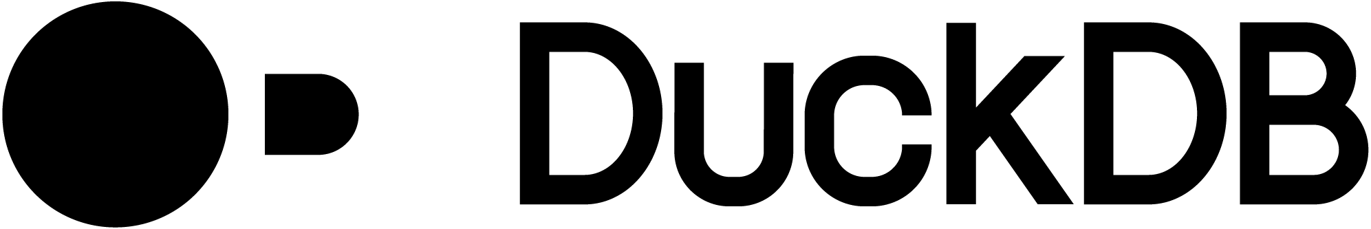 DuckDB Logo for Download